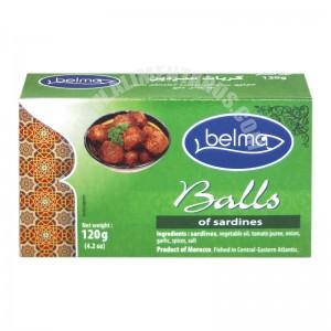Sardines Balls Belma