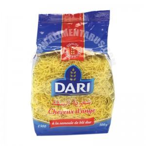 Pasta Angel Hair Dari 500g