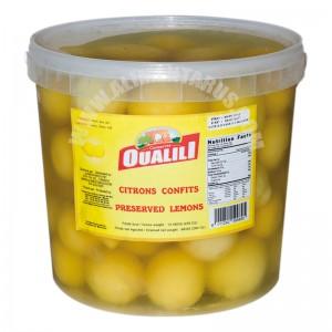 Preserved Lemon Oualili 8 Kg