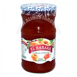 Apricot Jam El Baraka 830g