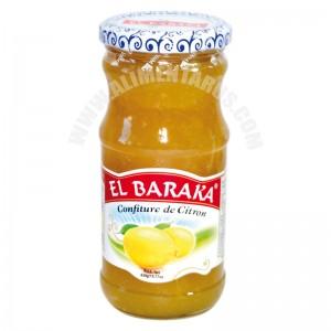 Lemon Jam El Baraka 430g