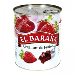 Strawberry Jam El Baraka (4/4)