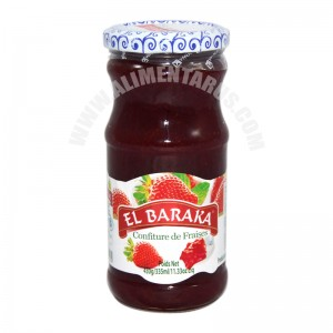 Strawberry Jam El Baraka 430g