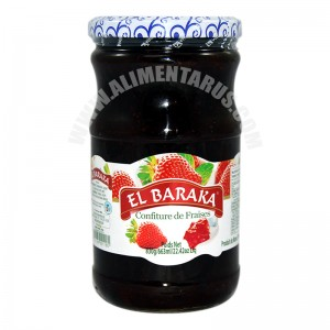 Strawberry Jam El Baraka 830g