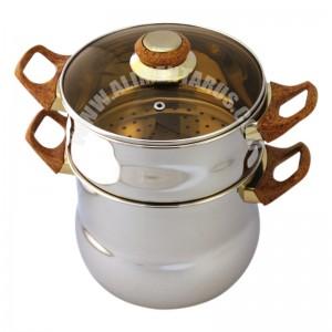 Couscous Steamer Pots (4)