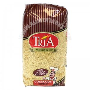 Wholewheat Couscous Tria 1kg