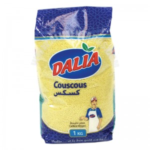 Couscous Medium Dalia 1kg