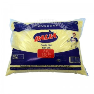 Couscous Medium Dalia 3kg