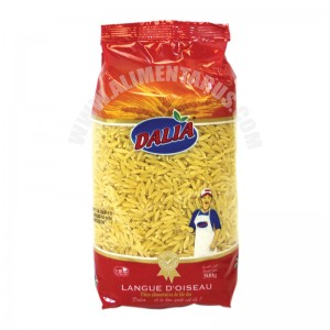 Pasta Bird Tongue Dalia 500g
