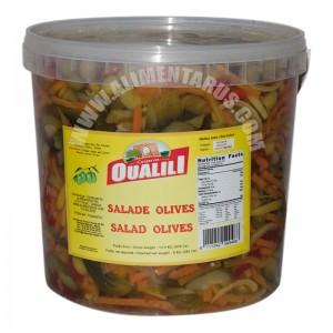 Olives Salad Oualili 8 Kg