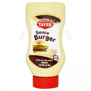 Burger Sauce Tayeb 500 Ml