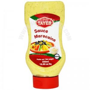 Moroccan Sauce Tayeb 500 Ml