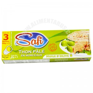 Tuna With Olive Oil Safi (pack 3)