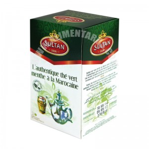 Authentic Moroccan Mint Tea 28g
