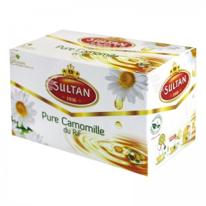 Herbal Tea Pure Camomile Of Rif Sultan 28g