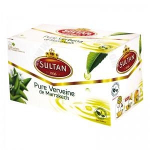 Herbal Tea Pure Verbena Of Marrakesh Sultan 28g