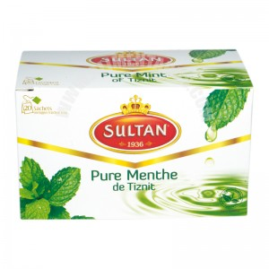 Herbal Tea Pure Mint Of Tiznit Sultan 28g
