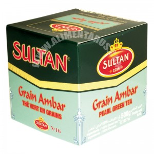 Green Tea Sultan Anbar 500 G