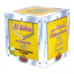 Green Tea Sultan Bahia Jasmin 200g